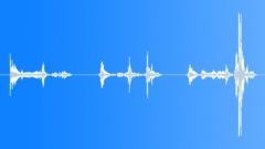 Sewage blurps - sound effect