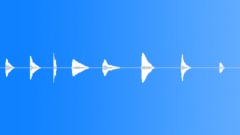 Cartoon trampoline sounds Sound Effect