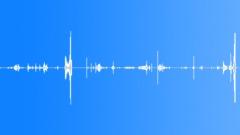 Metal metering tape Sound Effect