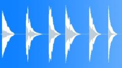 Cartoon springy jumps - deeper Sound Effect