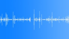 Screwing small thread - sound effect
