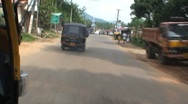 Stock Video Footage of Kumily, India