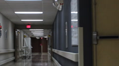 Hospital Patient POV - stock footage