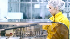 Pharmaceutical Industry Stock Footage