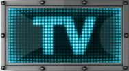 Tv Stock Footage