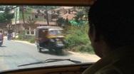 Kumily, India Stock Footage
