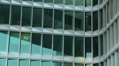 Westhafen House Frankfurt Stock Footage
