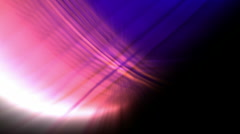 Dazzling laser rays light,rotation energy fiber optic,Solar energy plank in spa Stock Footage