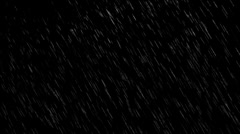 Rain Heavy 2 Stock Footage