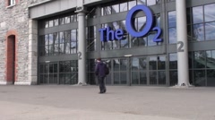 The O2 Stock Footage