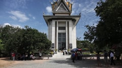 THE KILLING FIELDS CAMBODIA_LDA_N_00119.MOV Stock Footage