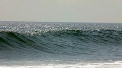 BIG WAVE Stock Footage