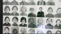 Tuol Sleng Museum Cambodia_LDA_P_00170.MOV Stock Footage