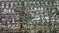 Tuol Sleng Museum Cambodia_LDA_P_00175.MOV Stock Footage
