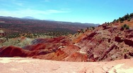 Red Dirt Southern Utah Stock Footage
