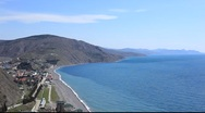 Stock Video Footage of Sudak. Crimea. Ukraine