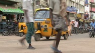 Stock Video Footage of Madurai, India
