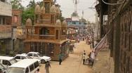 Dhamrai Market Stock Footage