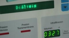 Dialysis - stock footage