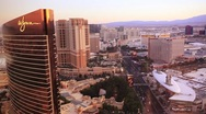 Stock Video Footage of Vegas high rise
