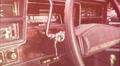 PAN Car Interior DASHBOARD Steering Wheel 1960s Vintage Film Home Movie HD Footage
