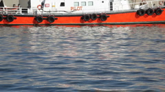 Pilot Boat Stock Footage