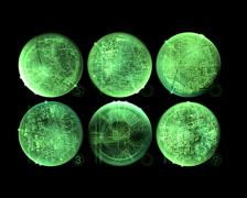 Radar array Stock Footage