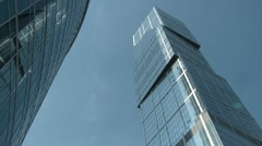 High-rise Buildings 9 - stock footage