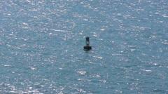 Harbor Patrol Boat on pursuit 4 Stock Footage