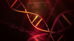 DNA 3 Loop Stock Footage