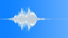 dog bark cutsie 07 - sound effect