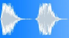 dog bark poodle 02 - sound effect