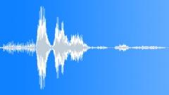Dog bark rottweiler tough 01 Sound Effect