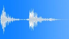 household door close 04 - sound effect