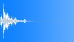 household door slam 03 - sound effect
