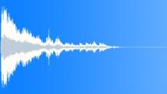 Metal crash long 01 Sound Effect