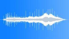 door metal wood gate groan 01 - sound effect