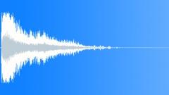 Metal glass crash short 02 Sound Effect