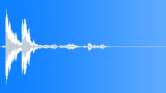 Small crash 03 Sound Effect
