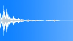 Small crash 07 Sound Effect