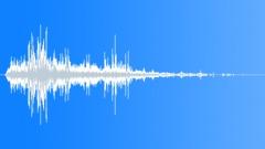 smash through wall 01 - sound effect