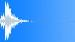 Drawbridge gate close 01 Sound Effect