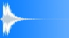 Drawbridge gate close 02 Sound Effect