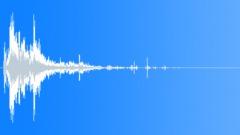 smash through wall 06 - sound effect