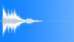 Smash through wall 09 Sound Effect