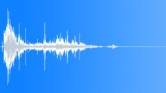 smash through wall 10 - sound effect