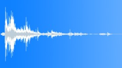 smash through wall 12 - sound effect