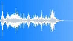 Drawbridge retracting short 01 Sound Effect
