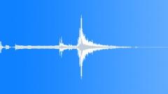 Keycode door reverberant open 02 Sound Effect