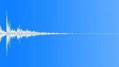 Metal door reverberant close 10 Sound Effect